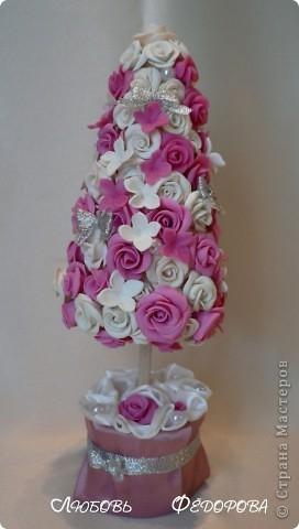 Всем привет!!!!!Вы видели как цветут йолки? Вот.... цветущая новогодняя елочка! фото 1