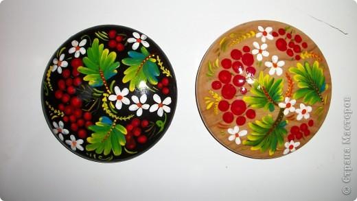 росписная тарелочка фото 6