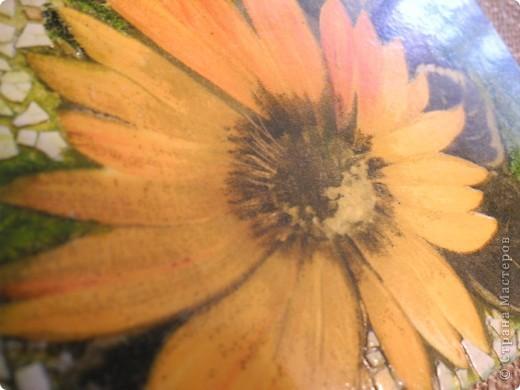 Какой яркий цветок!!! Очень мне он понравился. И как было не соблазниться и не украсить им что-нибудь. фото 6