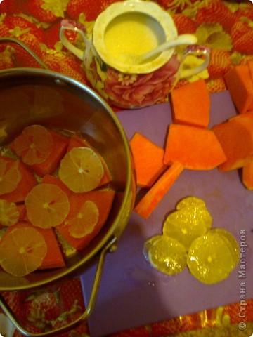 Десерт из тыквы для гурманов фото 3