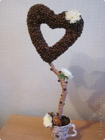 Зимнее дерево + кофейное( повторюшка) фото 5