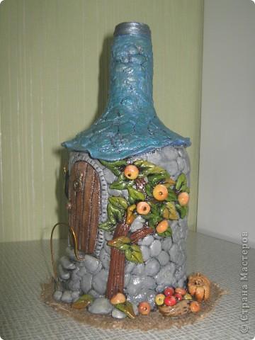 Моя первая бутылочка - осень) фото 1