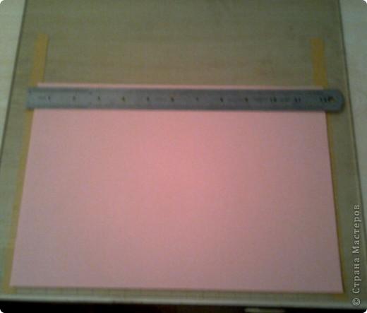 """Приветик! Хочу поделиться своим новым изобретением. """"Доска"""" для резки бумажных полосок. Это стекло толщиной в 5мм.  фото 7"""