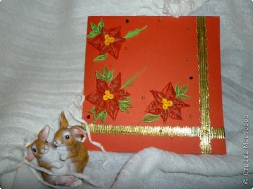 вот такие рождественнские звездочки фото 1