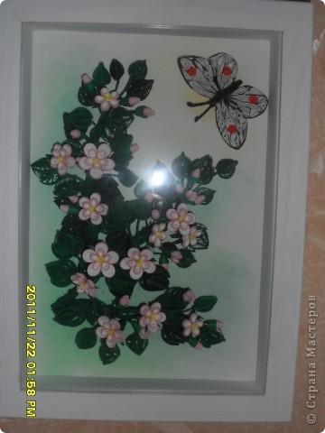 Картина выполнена на курсах Л.Засадной