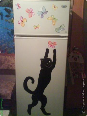 Декор холодильника фото 1