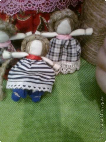 кукла оберёг. Кукла счастье. фото 1