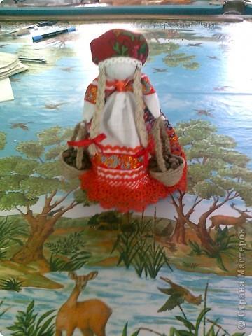 кукла оберёг. Кукла счастье. фото 8