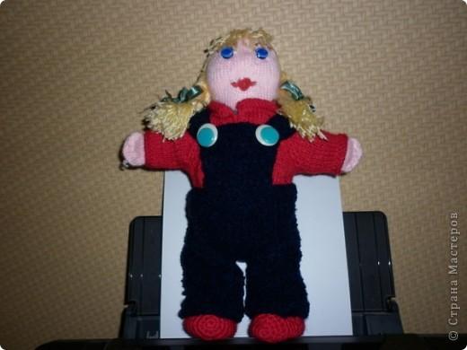 Кукла для внучки фото 1