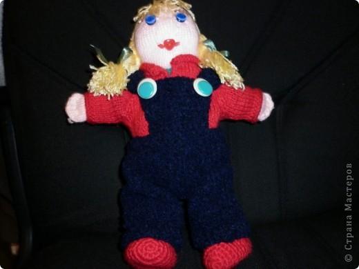 Кукла для внучки фото 2
