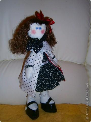 Первая кукла фото 1