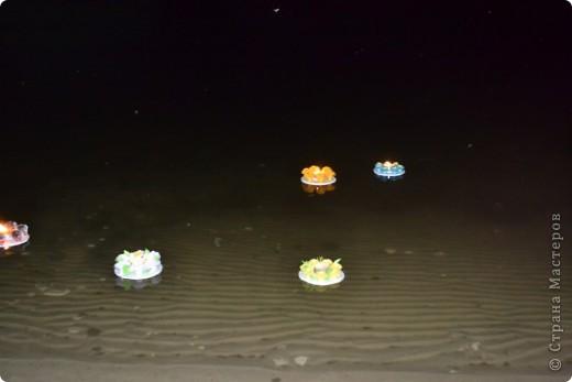 плавающие подсвечники фото 2