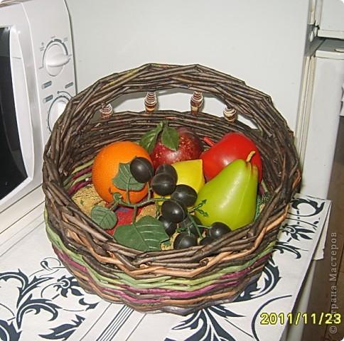 ваза для фруктов фото 1