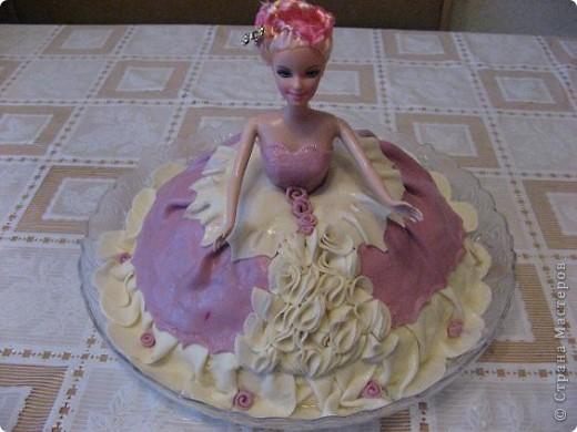 Этот тортик я испекла на день рождения своего сыночка фото 5
