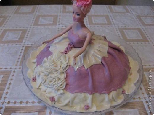 Этот тортик я испекла на день рождения своего сыночка фото 7