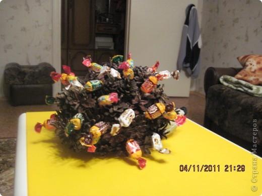 этого ёжика я делала своему племяннику на День рождения. Именниник был очень доволен. фото 2