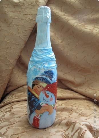 Еще одна бутылочка  в подарок!