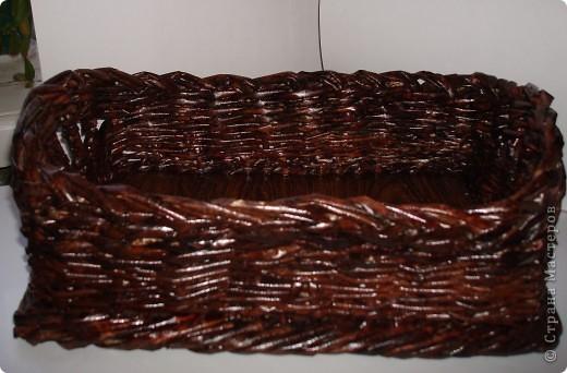 Корзинка для булочек или фруктов. фото 1