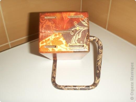 набор: подставка для ножей и доска фото 3
