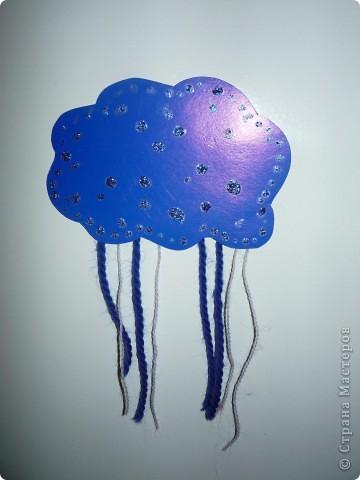 Тучка и дождик. фото 1