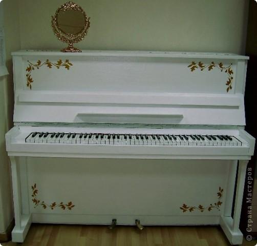 Пианино в домашних условиях 73