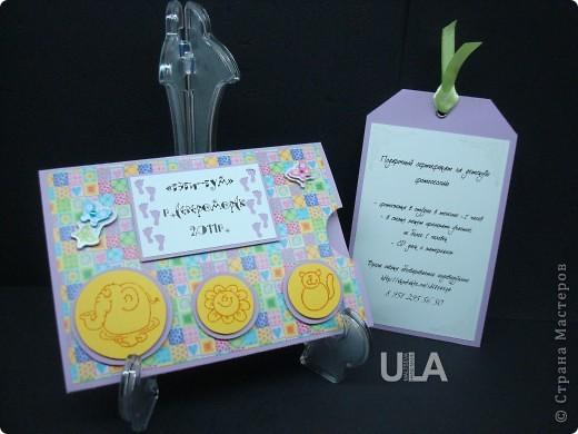 Одна из последних работ. Подарочный сертификат в чехольчике =)))Сделана для фотографа-главный приз в детском конкурсе. фото 4