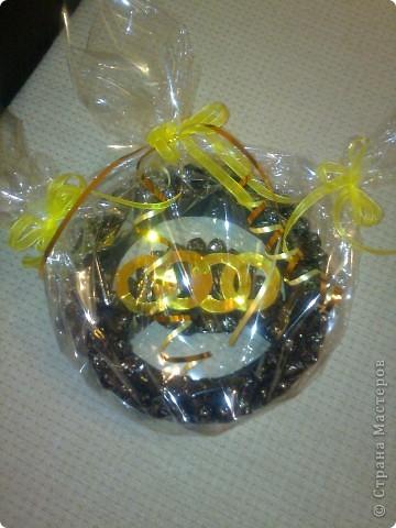 сделано  в подарок для большого любителя сладостей ... :))) фото 1
