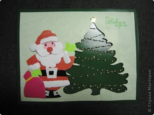 3 новогодних открытки фото 3