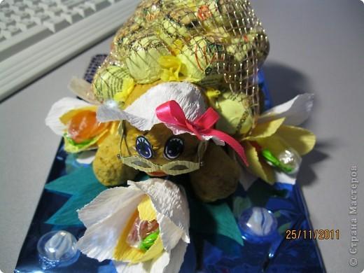 на день рождения любимой сестрички, а это вдохновитель - http://gallery.ru/watch?ph=SFa-dxbTL...спасибо!!!! фото 1