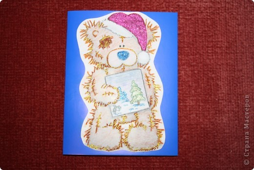 Скоро Новый год, пора готовить поздравления! Для меня этот праздник, ассоциируется с советскими открытками, они самые искренние, добрые и красивые)  фото 4