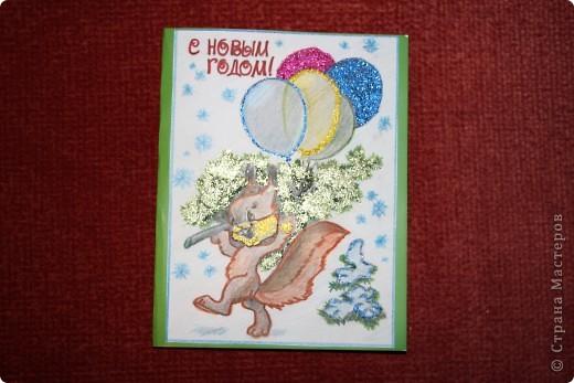 Скоро Новый год, пора готовить поздравления! Для меня этот праздник, ассоциируется с советскими открытками, они самые искренние, добрые и красивые)  фото 3