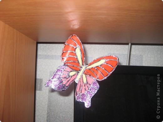 Так захотелось повторить многочисленные работы по созданию бабочек и вот что получилось. фото 2