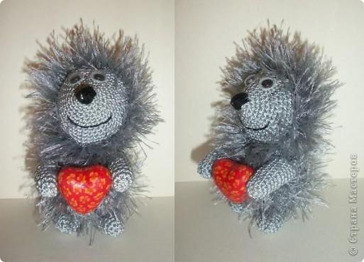 Сердечный Ёжик фото 1