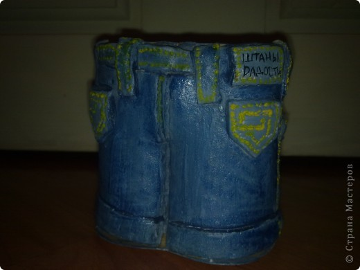 Мои штанишки из теста))) фото 2
