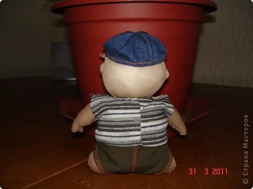 """Это первая кукла, которую я сделала по МК из """"Страны мастеров"""". С нее все и началось... фото 2"""