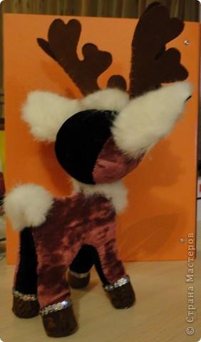 Рождественский олененок фото 4
