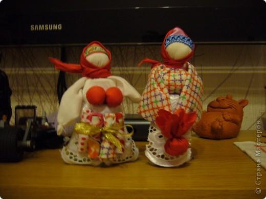 Куклы-столбушки