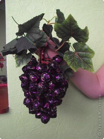 Сладкая гроздь винограда. фото 2