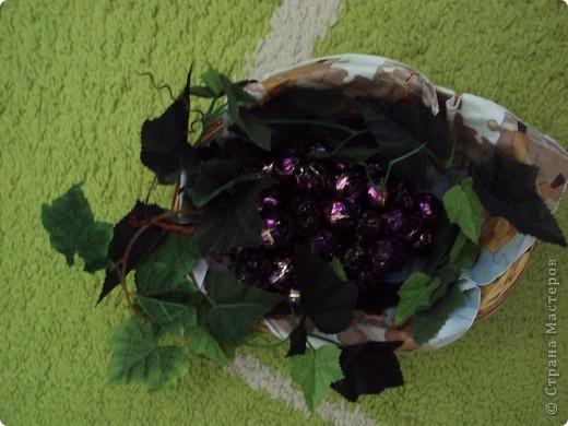 Сладкая гроздь винограда. фото 3