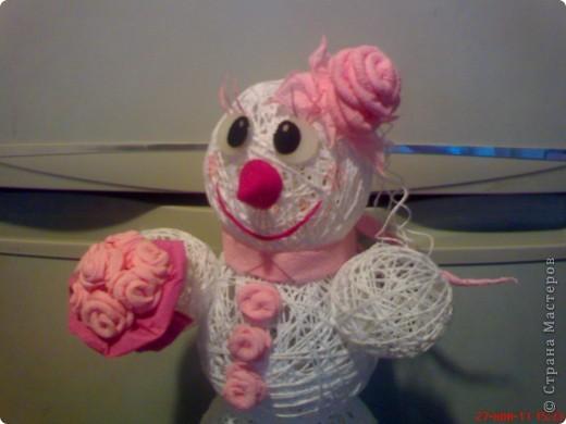 Моя снежная баба) фото 2
