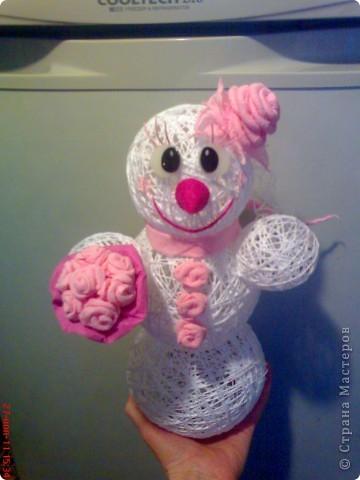 Моя снежная баба) фото 1