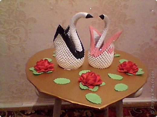 Лебеди на счастье фото 2