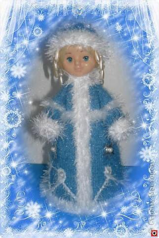 Я в серебро с жемчугами одета- Волшебная внучка Волшебного деда. фото 1