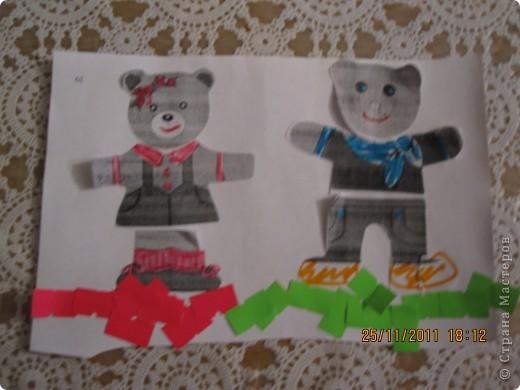 1) выбрали в интернете картинку  2) распечатали ее 3) разукрасили 4) вырезали (мама вырезала) 5) наклеили на бумагу 6) из ценников сделали коврики фото 1