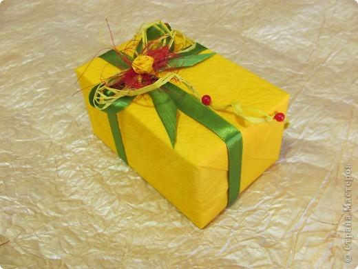 Весенняя упаковка подарка к празднику! фото 1
