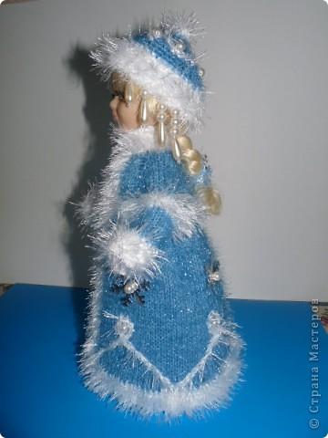 Я в серебро с жемчугами одета- Волшебная внучка Волшебного деда. фото 4