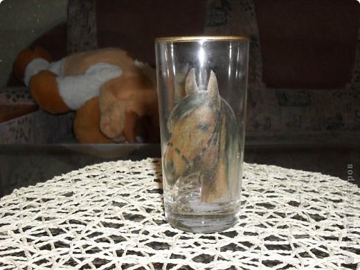 Вот такой стакан у меня получился фото 1