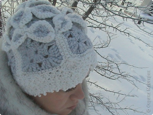 моя первая шапочка фото 1