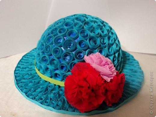 Первая шляпка. фото 1