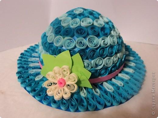 Первая шляпка. фото 3